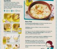 Receta de mermelada de Kiwi: Infografía