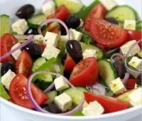 Recetas de ensaladas de Narda Lepes