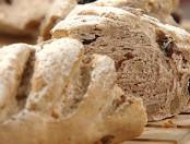 Pan de salvado relleno