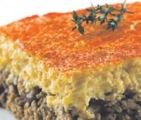 Pastel de choclo y carne de Maru Botana