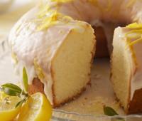 Bizcochuelo de limón