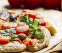 La mejor receta para celebrar San Patricio, exquisita Pizza de Rúcula y Jamón crudo