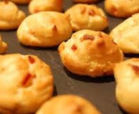 Buñuelos de queso caseros