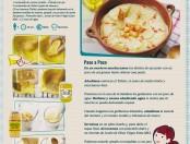 Cómo se hace el Hummus: Infografía
