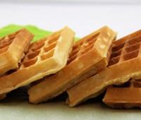 Waffles salados cocineros argentinos