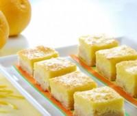 Cuadraditos de Naranjas