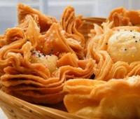 Pasteles de hojaldre de cocineros argentinos
