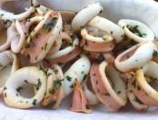 Receta: Calamares a la provenzal
