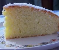 Receta: Torta de Limón y Coco