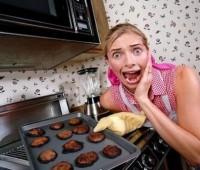 Los errores más comunes al momento de cocinar