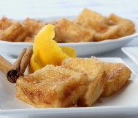 Leche frita: receta Española