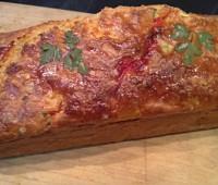 Delicioso pan de verduras
