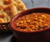 Receta: Cazuelitas de choclo y tomate