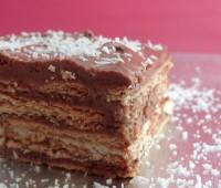 Coquitorta: Torta de galletitas