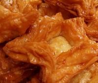Como hacer dulces pastelitos de hojaldre
