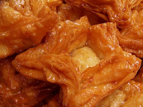 Como hacer dulces pastelitos de hojaldre cocinachic - Como preparar membrillo ...