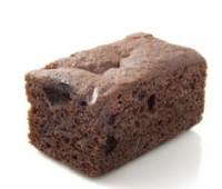 Receta: Brownies hechos con masa de galletas