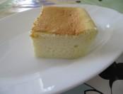 Tarta de queso sin glúten para celíacos