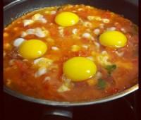 Receta: Huevos a la napolitana