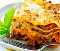 Receta: Lasagna casera