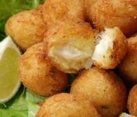 Receta: Buñuelos de pescado