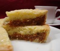 Receta: Tarta de coco y dulce de leche de Cocineros Argentinos
