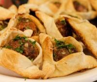 Receta: Empanadas árabes