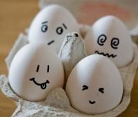 El huevo: Pequeño y rendidor! Día Mundial del huevo