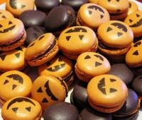 Receta: Alfajores para halloween