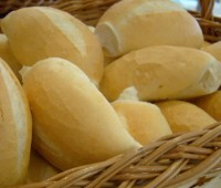 Receta para preparar panes salados