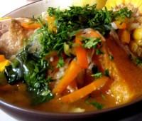 Facilísima Cazuela de pollo y verduras