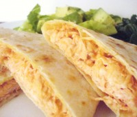 Receta: Quesadillas
