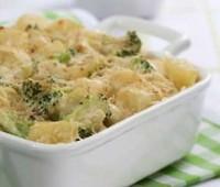 Gratinado de brócoli