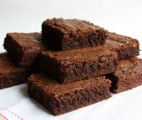Receta: Brownies Light