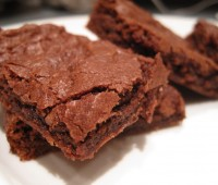 Receta: Brownies Light
