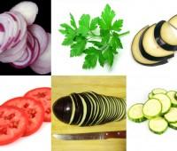 Provenzal de verduras