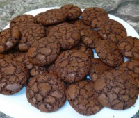 Cookies de chocolate libres de gluten