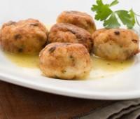 Receta de albóndigas de pescado de Cocineros Argentinos