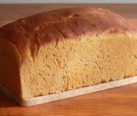 Receta: Pan de miga casero
