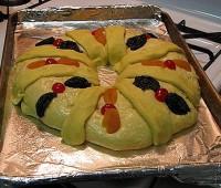 Receta: Rosca de Reyes