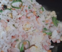 Receta: delicioso arroz primavera