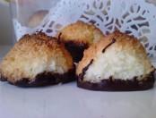 Receta: Coquitos de chocolate