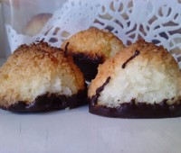 Receta: Coquitos de chocolate