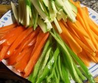 Deliciosos Vegetales al wok