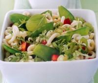 Recetas: Ensalada Verde con pasta