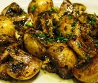 Recetas: Hongos a la provenzal