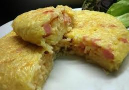 Tortilla-de-arroz-con-jamon1