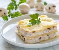 Receta de pascuas: lasaña de verduras y 4 quesos