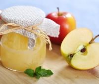 Riquísima Mermelada casera de manzana y membrillo