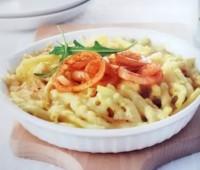 Recetas: Macarrones con queso y cebolla
